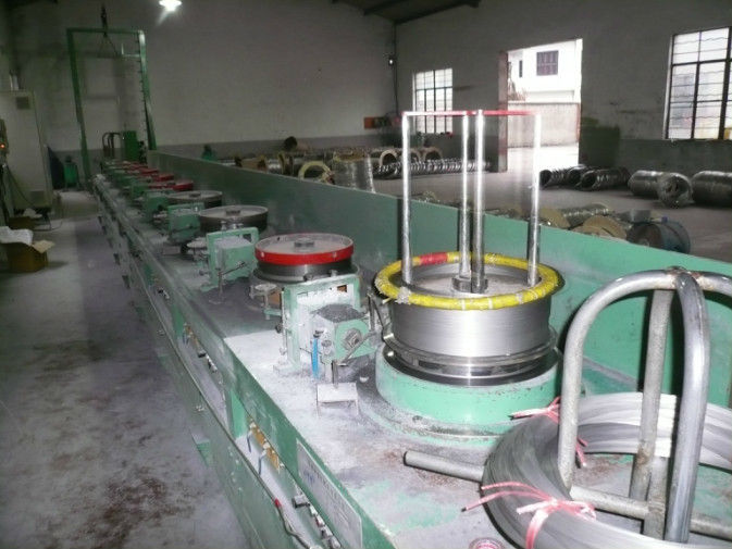 Teeth Belt Transmission High Speed Wire Drawing Machine Wire Production Line Heavy Weight